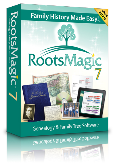 RootsMagic 7 New Version